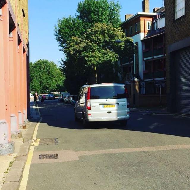 Hyperlapse walk  #london #se16 #uk