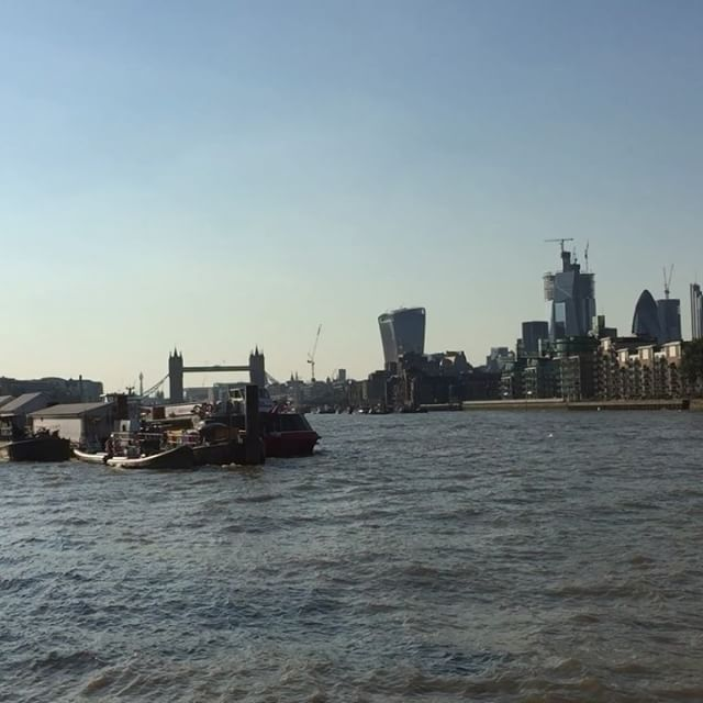 #timelapse of the river #thames