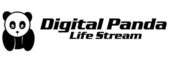 Digital Panda - LifeStream Logo